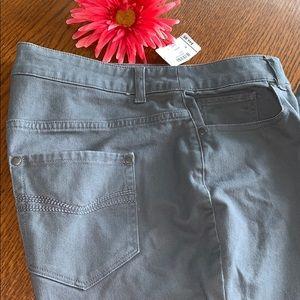 💕CHRISTOPHER & BANKS Gray Pants